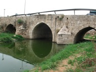 Oldest stone bridge in Israel