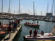 Herzliya Pituach boat dock
