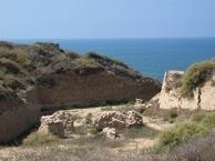 Herzliya Pituach Roman remains