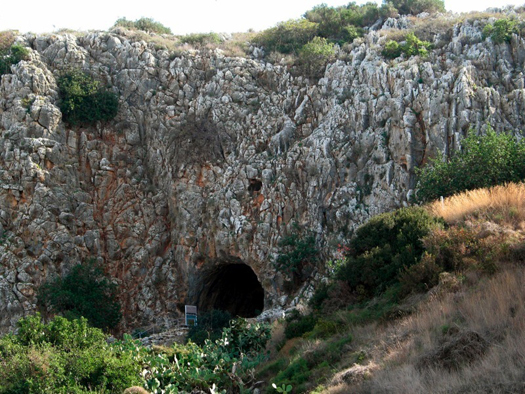 Caves in Israel