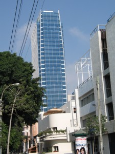 Image of Neve Tzedek tower