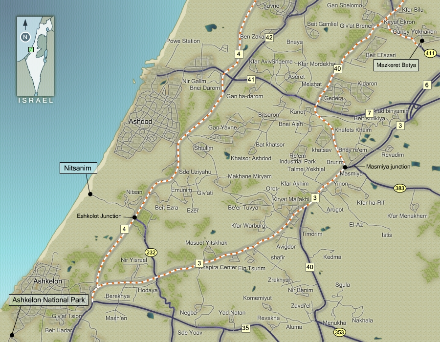 Ashkelon Israel Pictures and videos and news CitiesTipscom