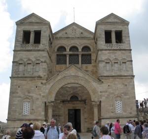 Mt. Tabor basilica