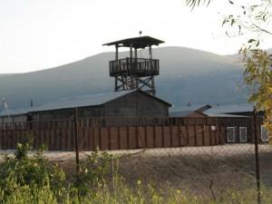 Tel Amal stockade