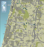 Utopia Park Map