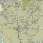 Yad Mordehai Map
